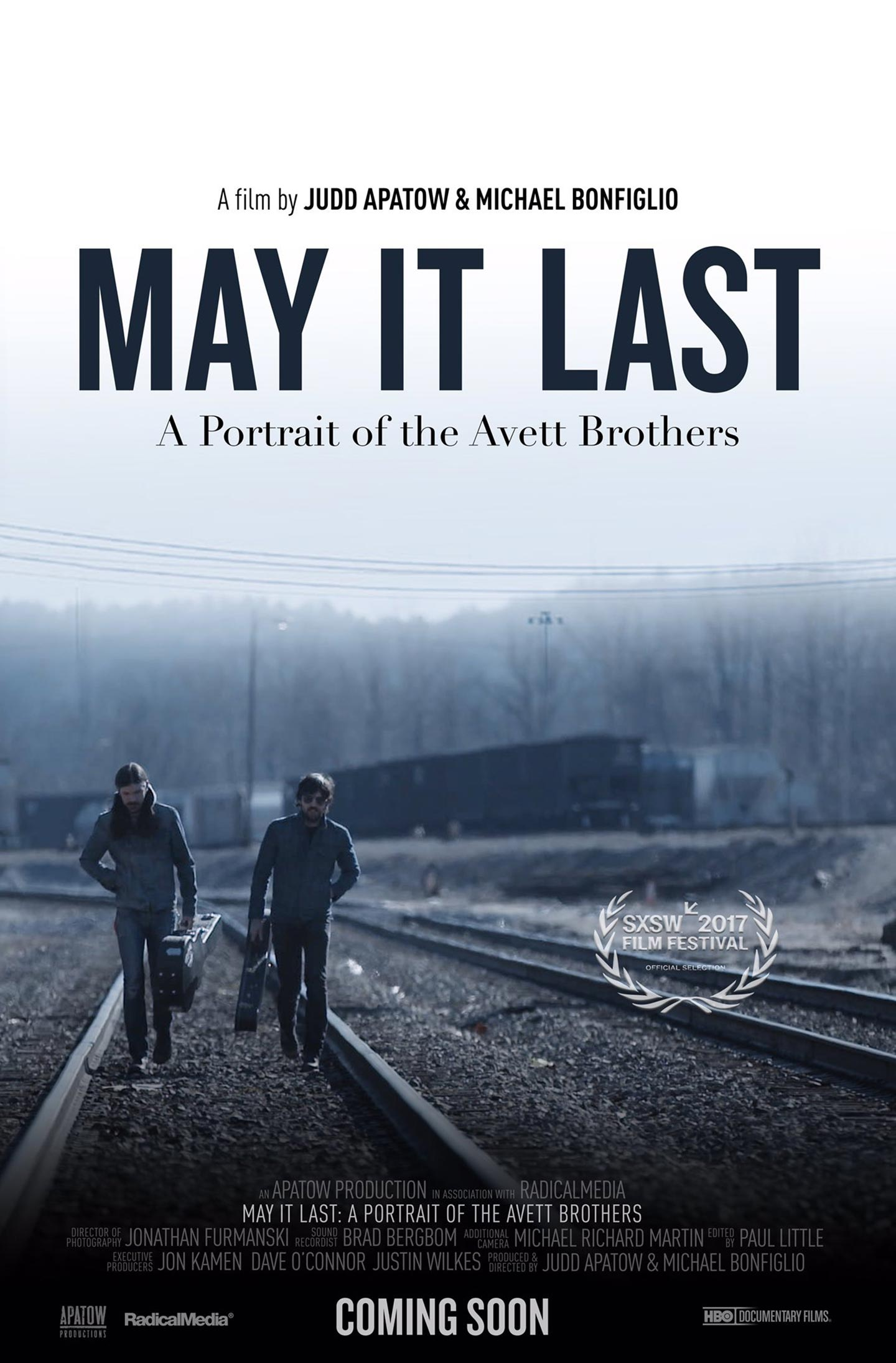 May It Last: A Portrait of the Avett Brothers Poster #2