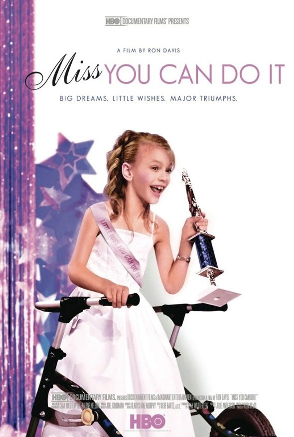 Miss You Can Do It Poster #1