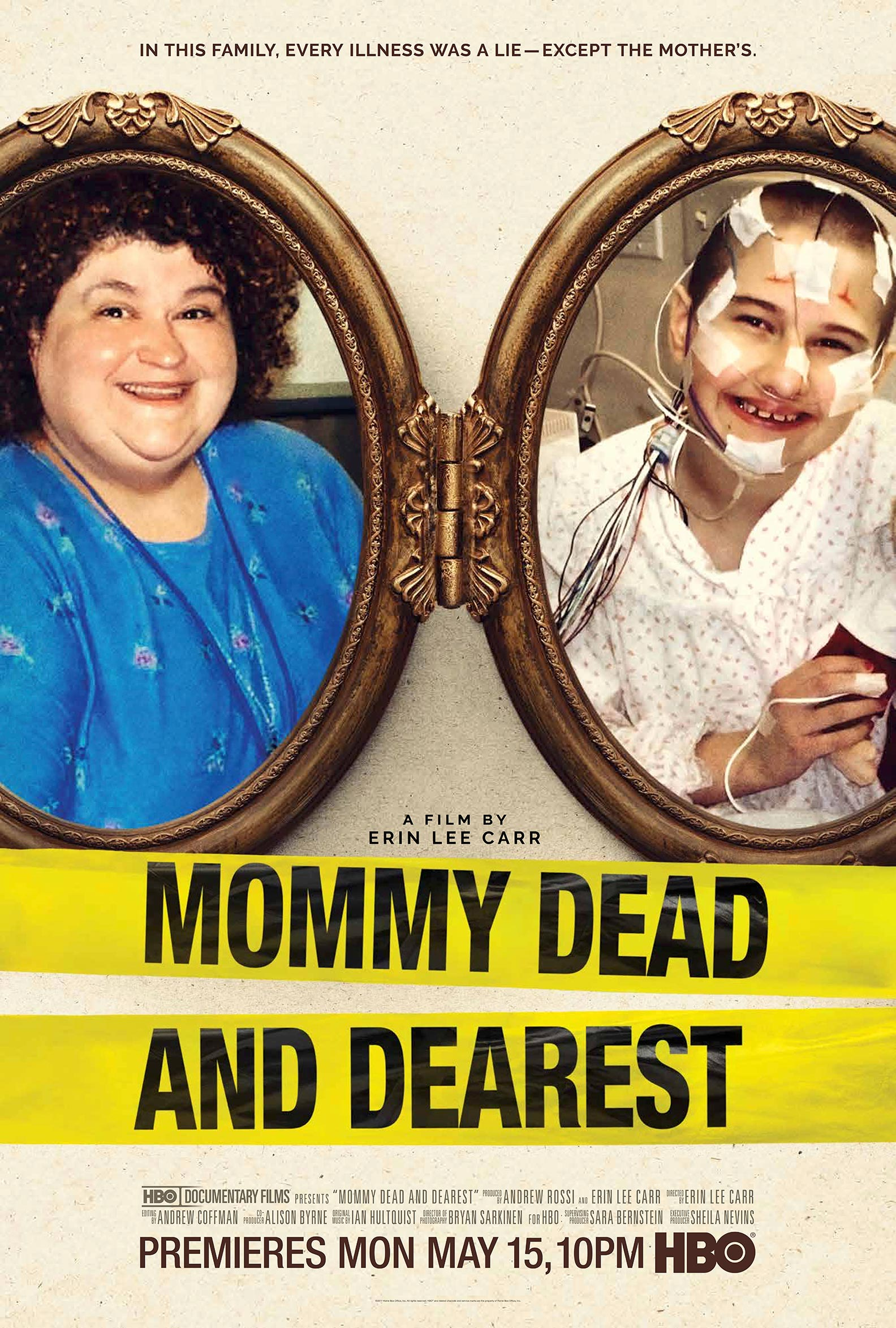 Mommy Dead and Dearest Poster #1