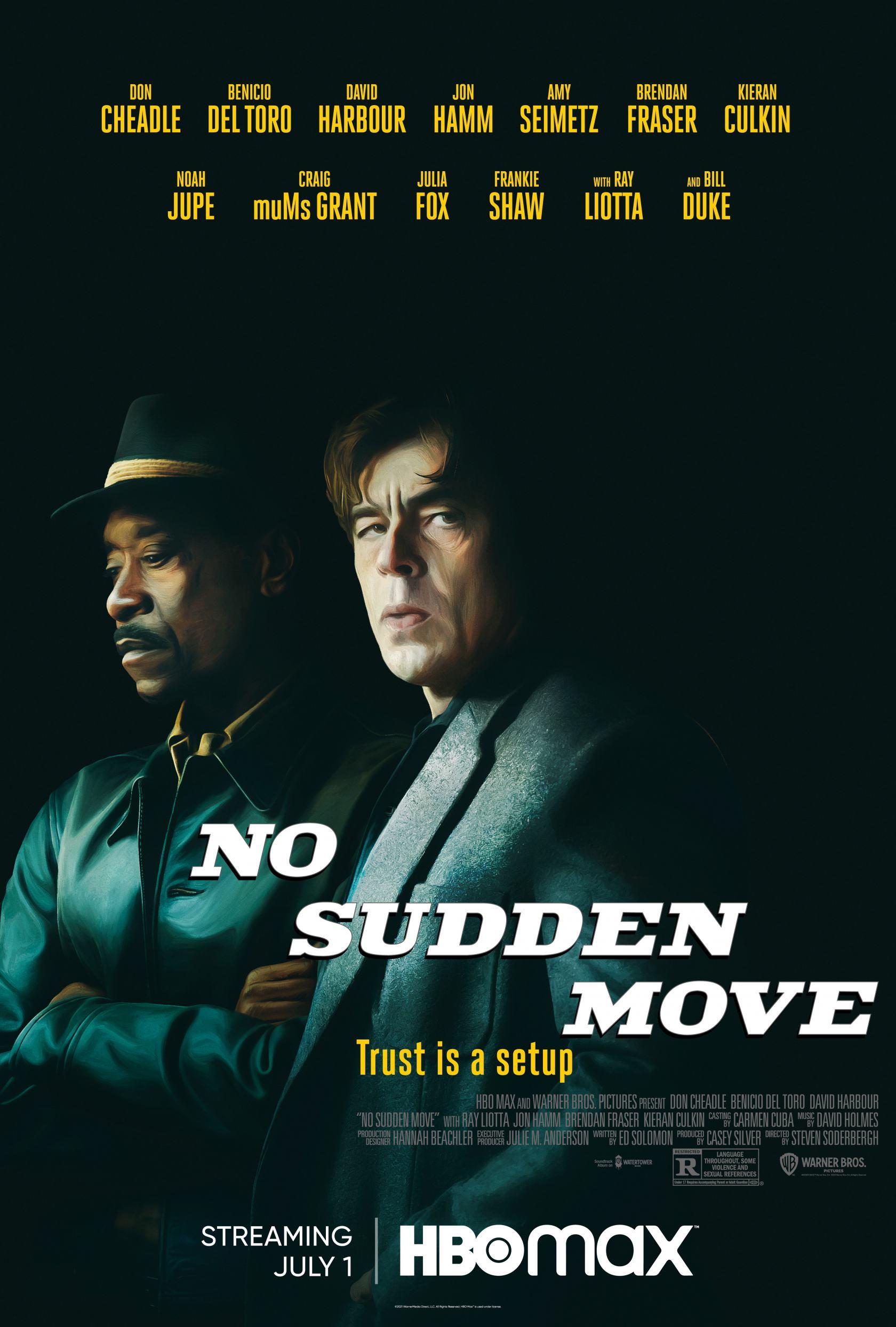 No Sudden Move Poster #1