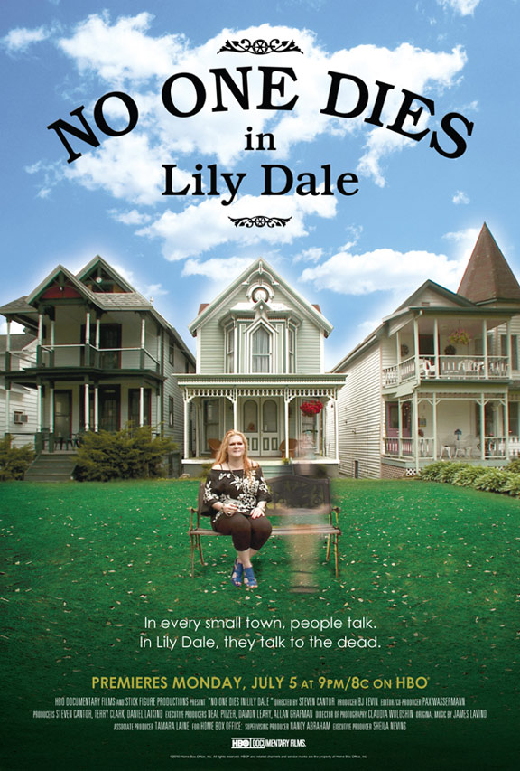 No One Dies in Lily Dale Poster #1