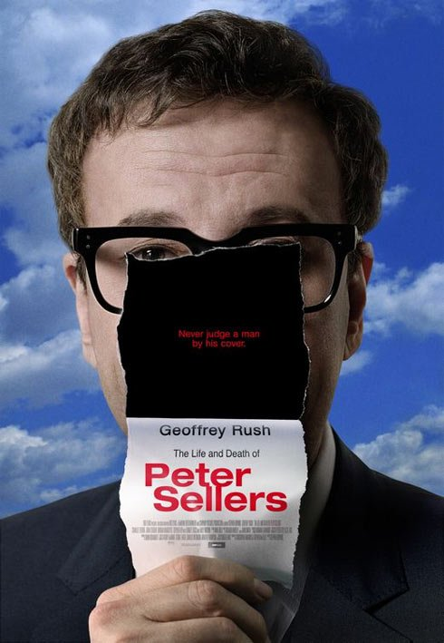 The Life and Death of Peter Sellers Poster #1