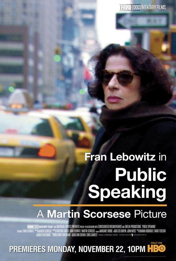 Public Speaking Poster #1