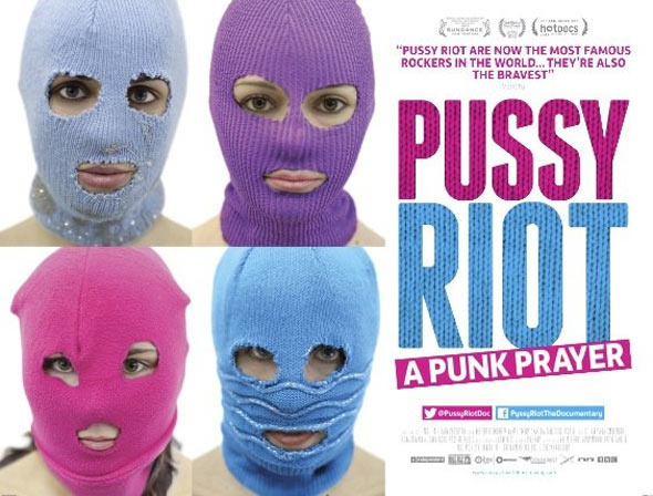 Pussy Riot: A Punk Prayer Poster #1