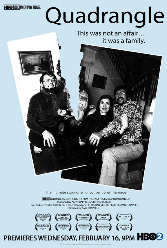 Quadrangle Poster #1