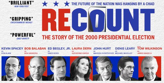 Recount (2008) Poster #2 - Trailer Addict