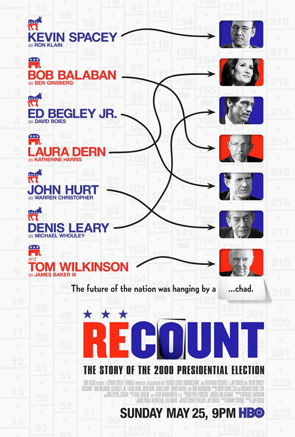 Recount Poster #1