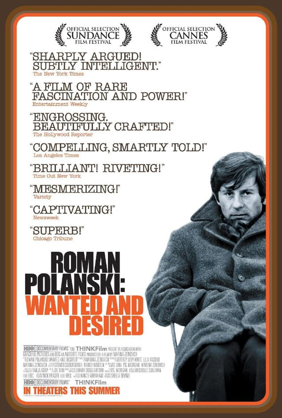 Roman Polanski: Wanted and Desired Poster #1