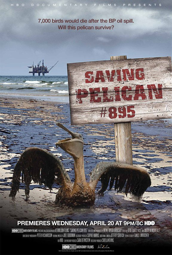 Saving Pelican 895 Poster #1