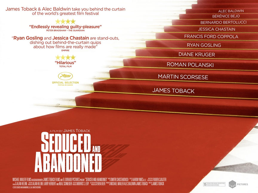 Seduced and Abandoned Poster #1