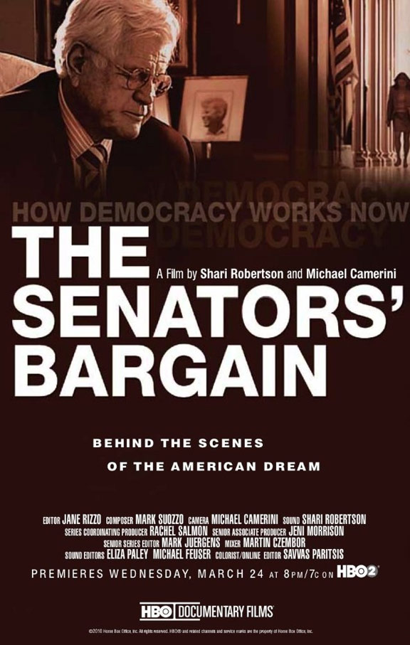 The Senators' Bargain Poster #1