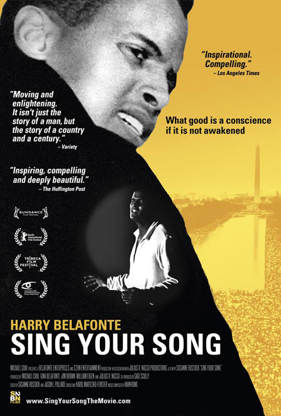 Sing Your Song Poster #2