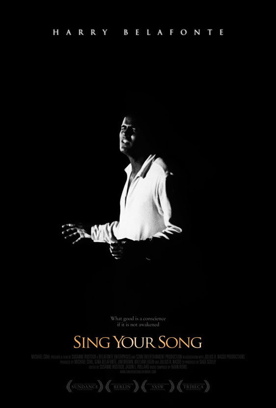 Sing Your Song Poster #1
