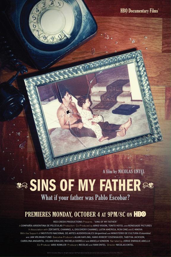 Sins of My Father (Pecados de mi padre) Poster #1