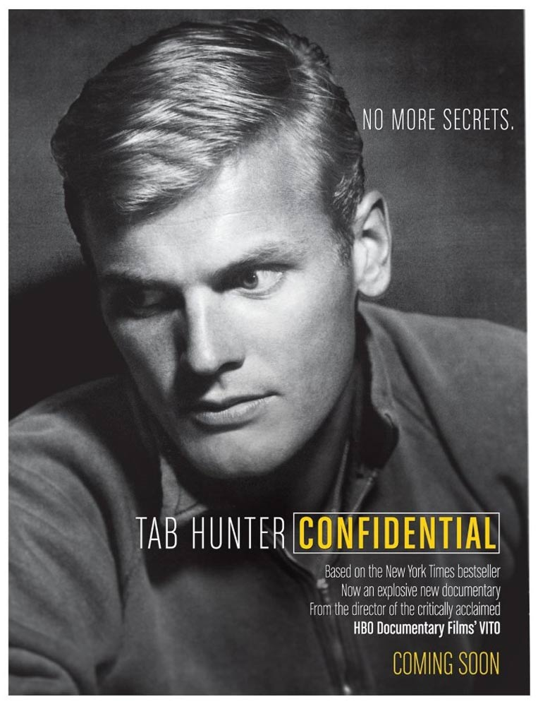 Tab Hunter Confidential Poster #1