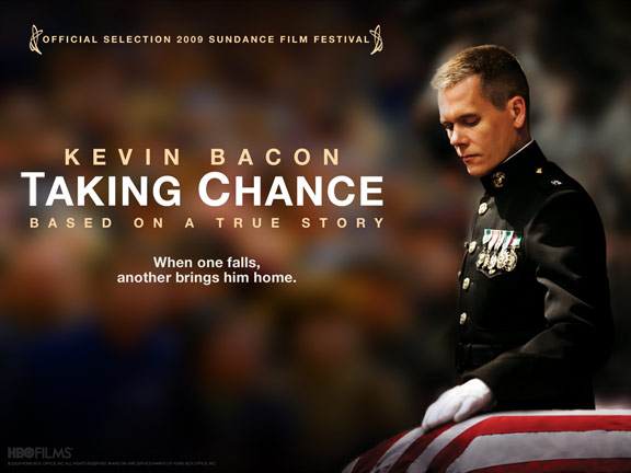 Taking Chance Poster #1