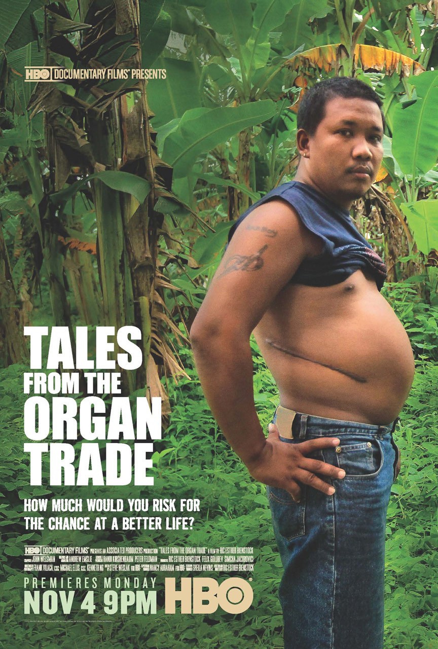 Tales From The Organ Trade Poster #1
