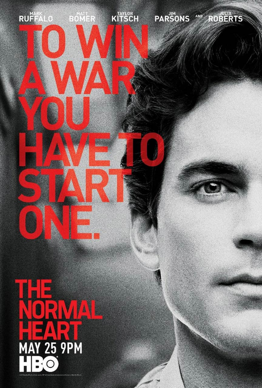 The Normal Heart Poster #5