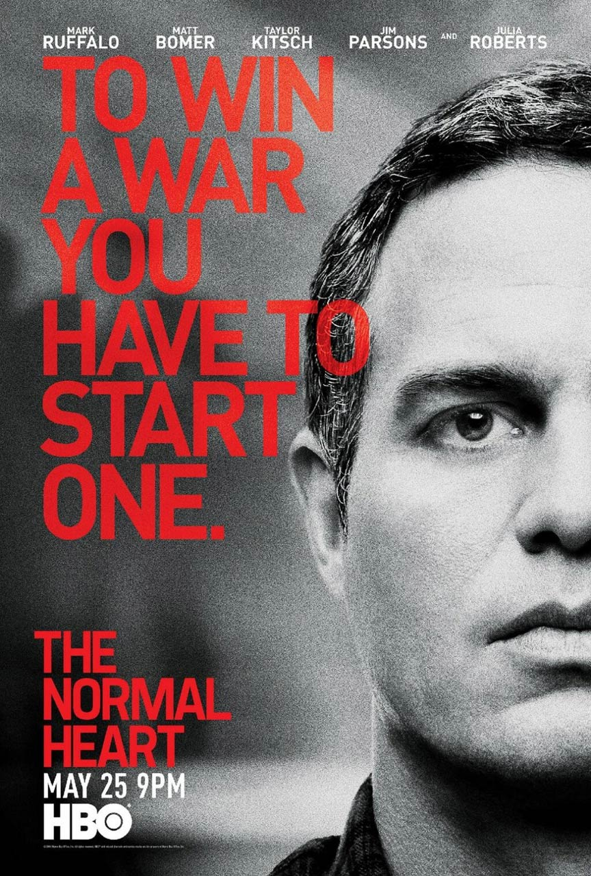 The Normal Heart Poster #6