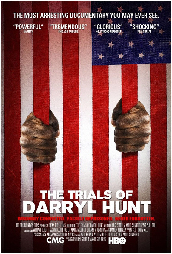 The Trials of Darryl Hunt Poster #1