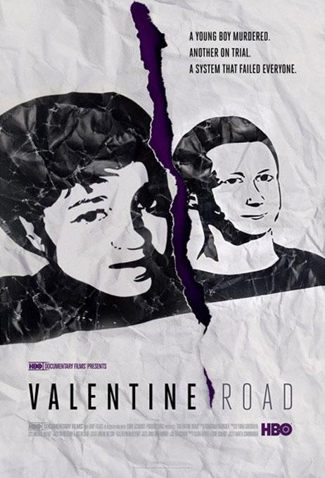 Valentine Road Poster #1