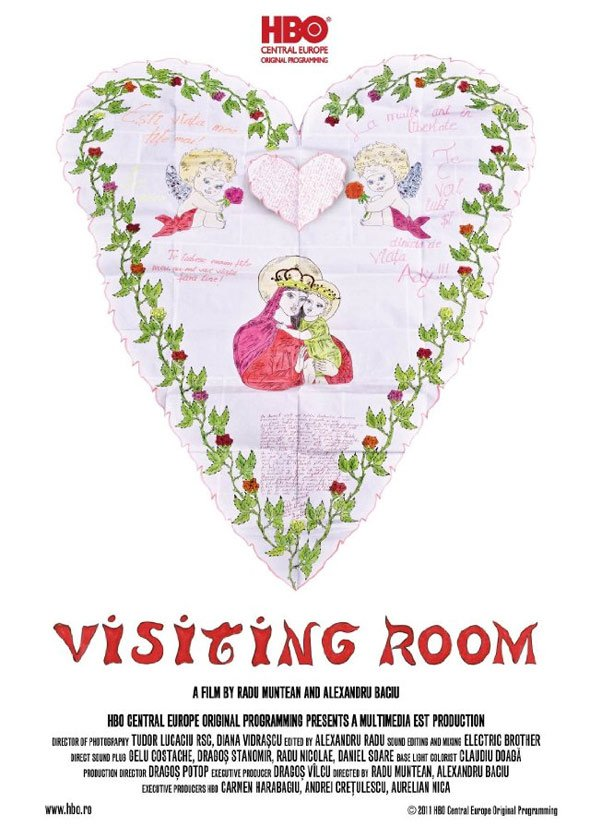 Visiting Room (Vorbitor) Poster #1