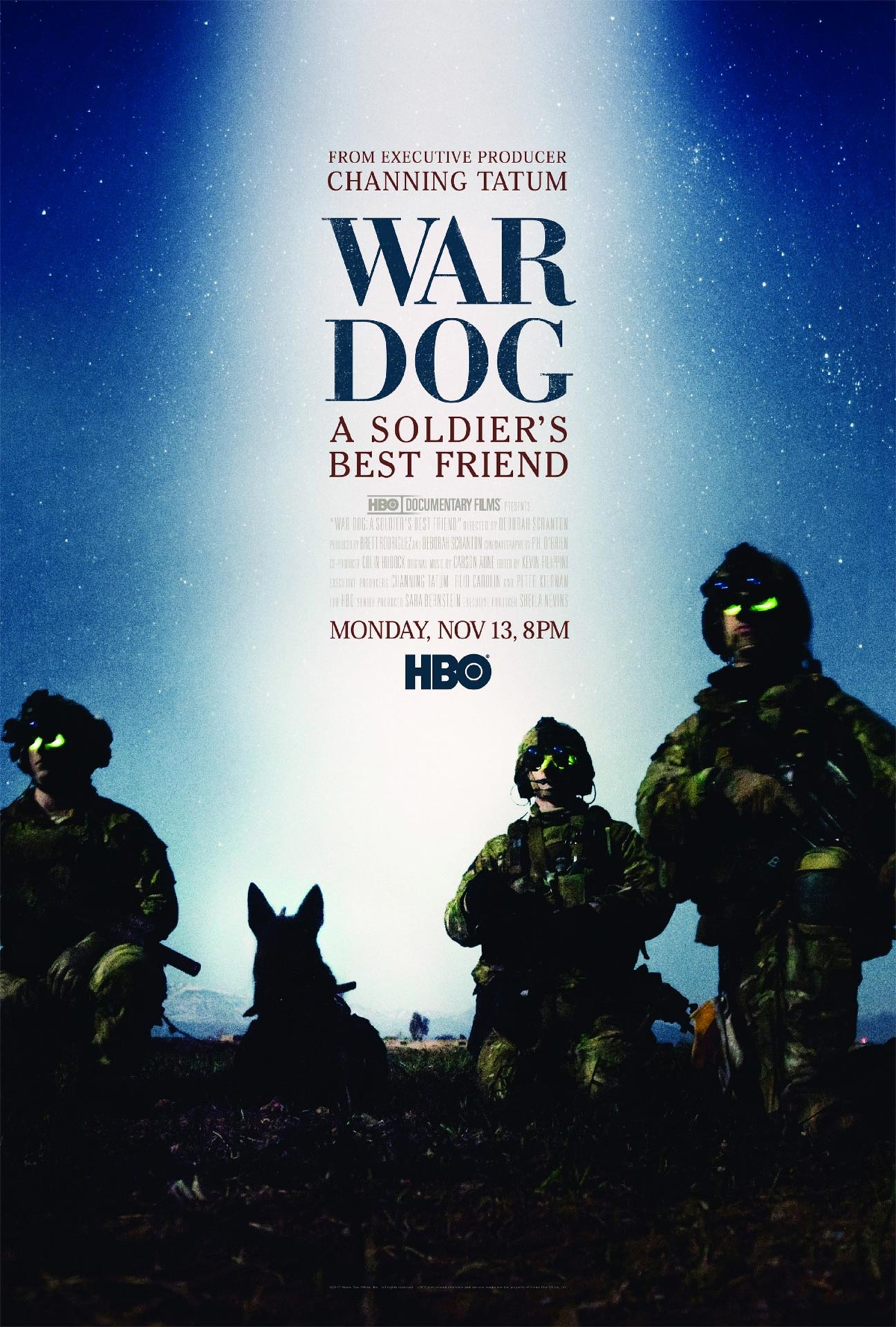 War Dog: A Soldier's Best Friend Poster #1