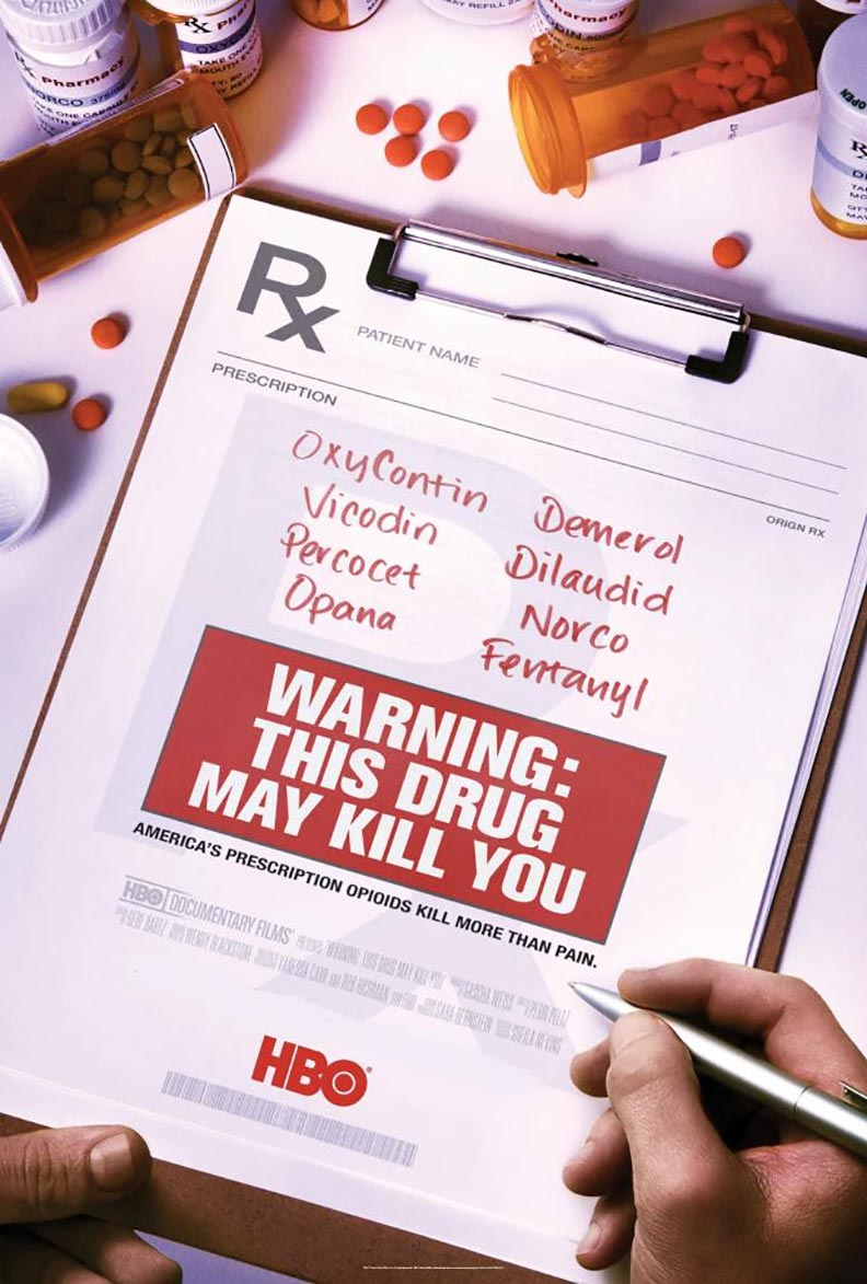 Warning: This Drug May Kill You Poster #1