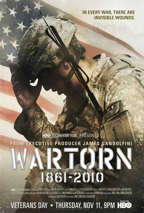 Wartorn: 1861-2010 Poster #1
