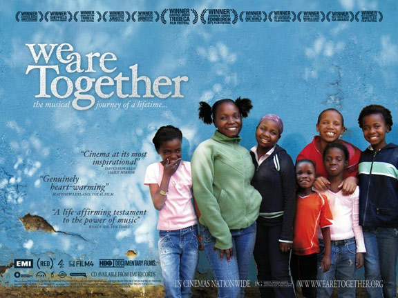 We Are Together Poster #1