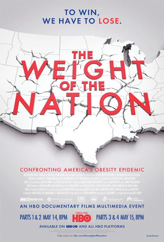 Weight of the Nation Poster #1
