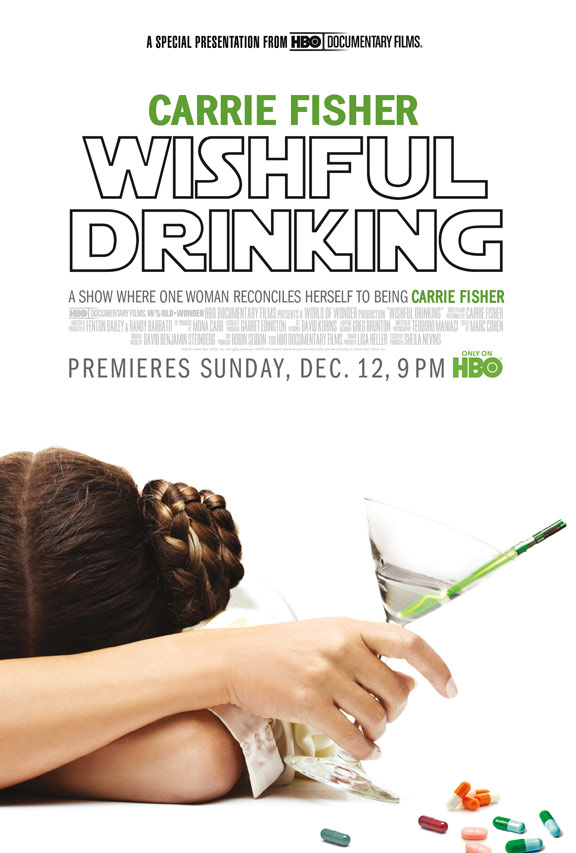 Wishful Drinking Poster #1