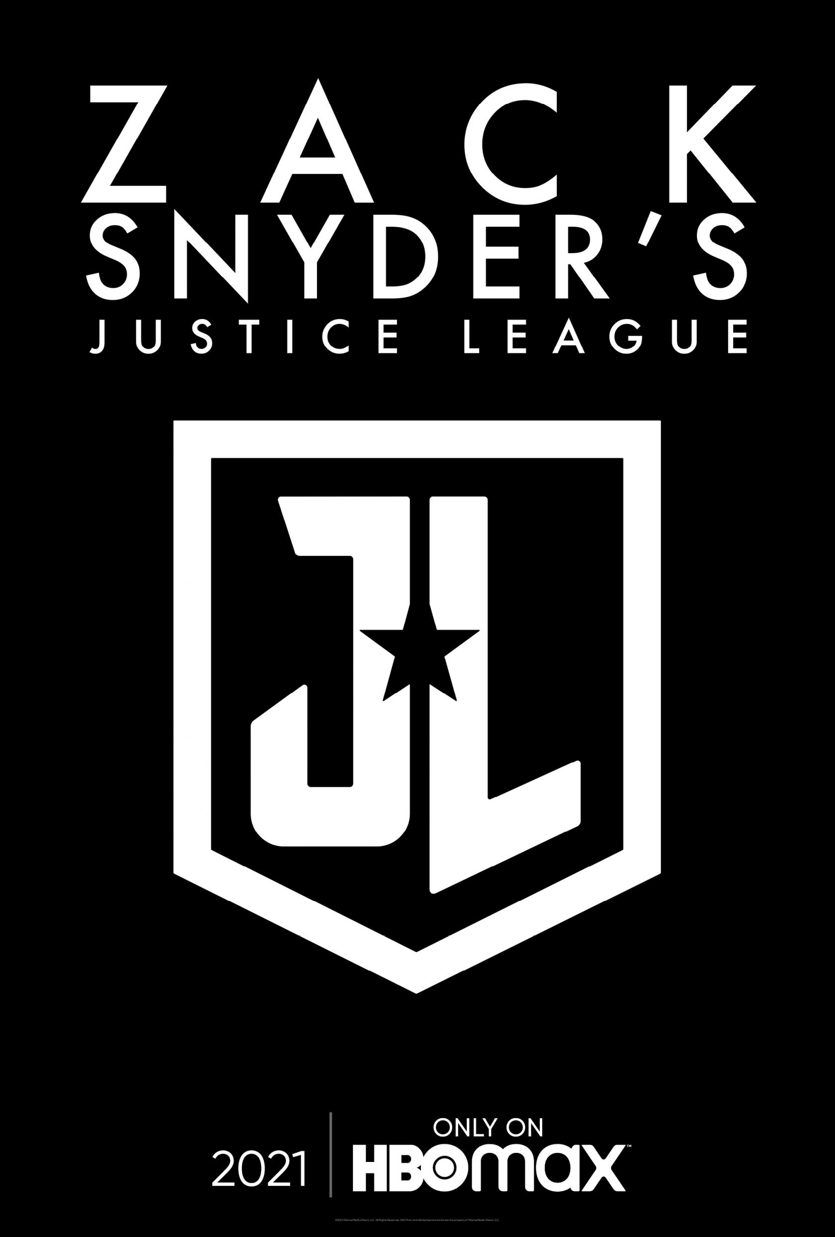 Zack Snyder's Justice League Poster #1