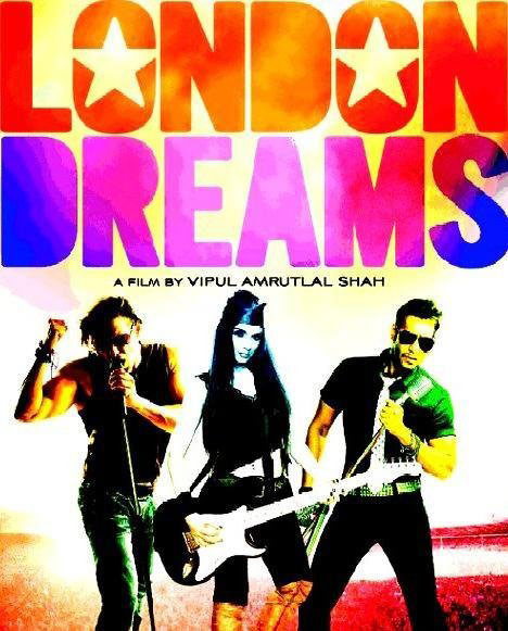 London Dreams Poster #1
