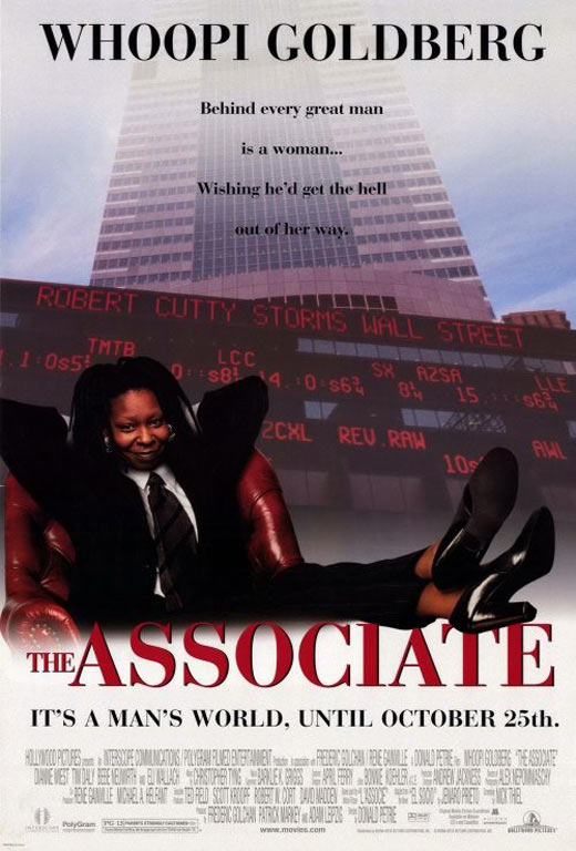 The Associate Poster #1