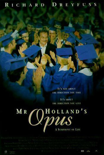 Mr. Holland's Opus Poster #2