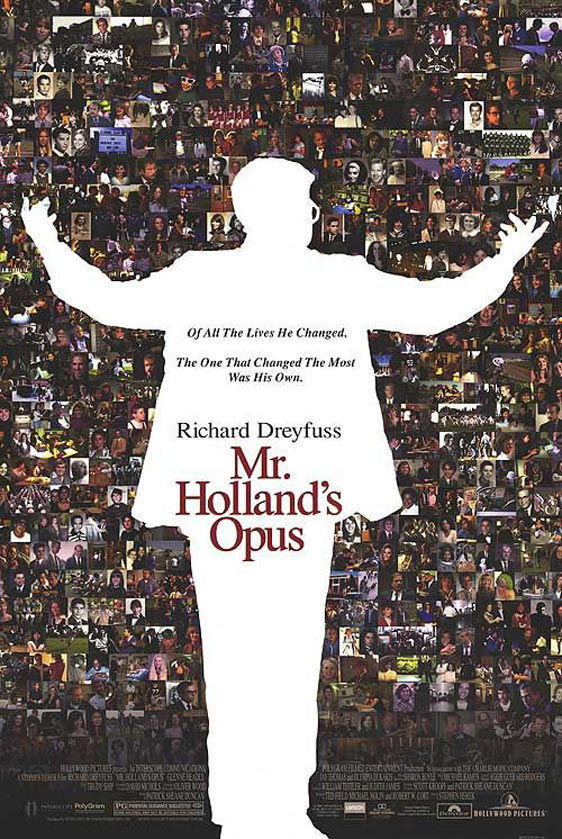 Mr. Holland's Opus Poster #1