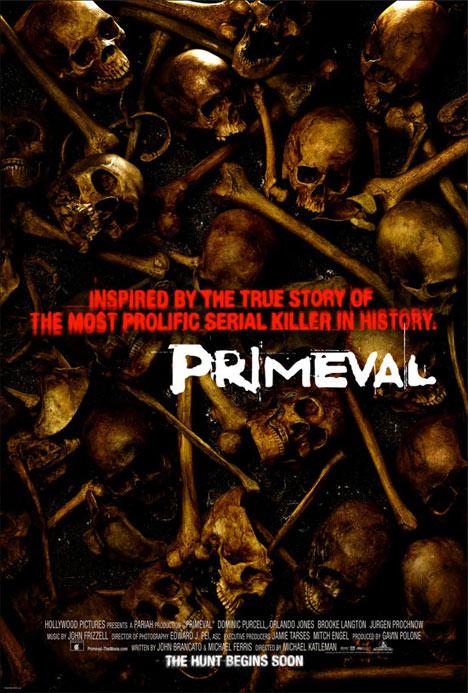 Primeval Poster #1