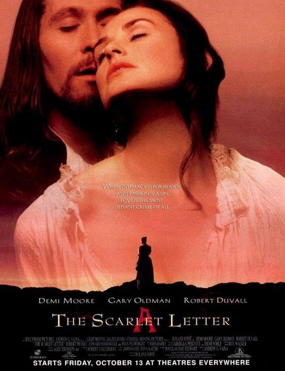 The Scarlet Letter Poster #1