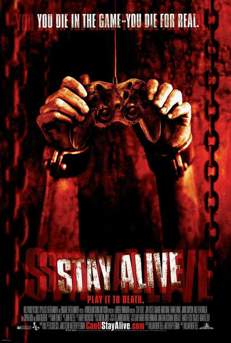 Stay Alive Poster #1