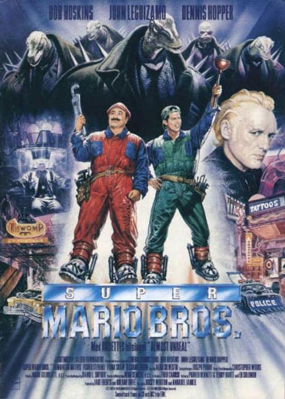 Super Mario Bros. Poster #2