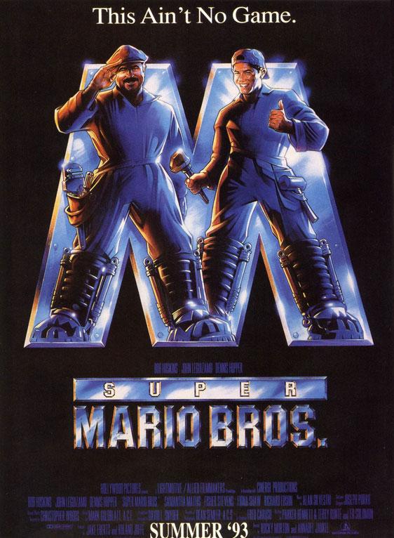 Super Mario Bros. Poster #1