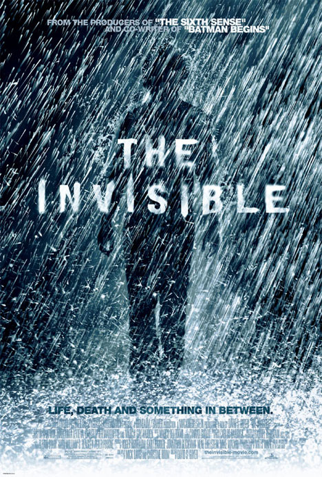 The Invisible Poster #1