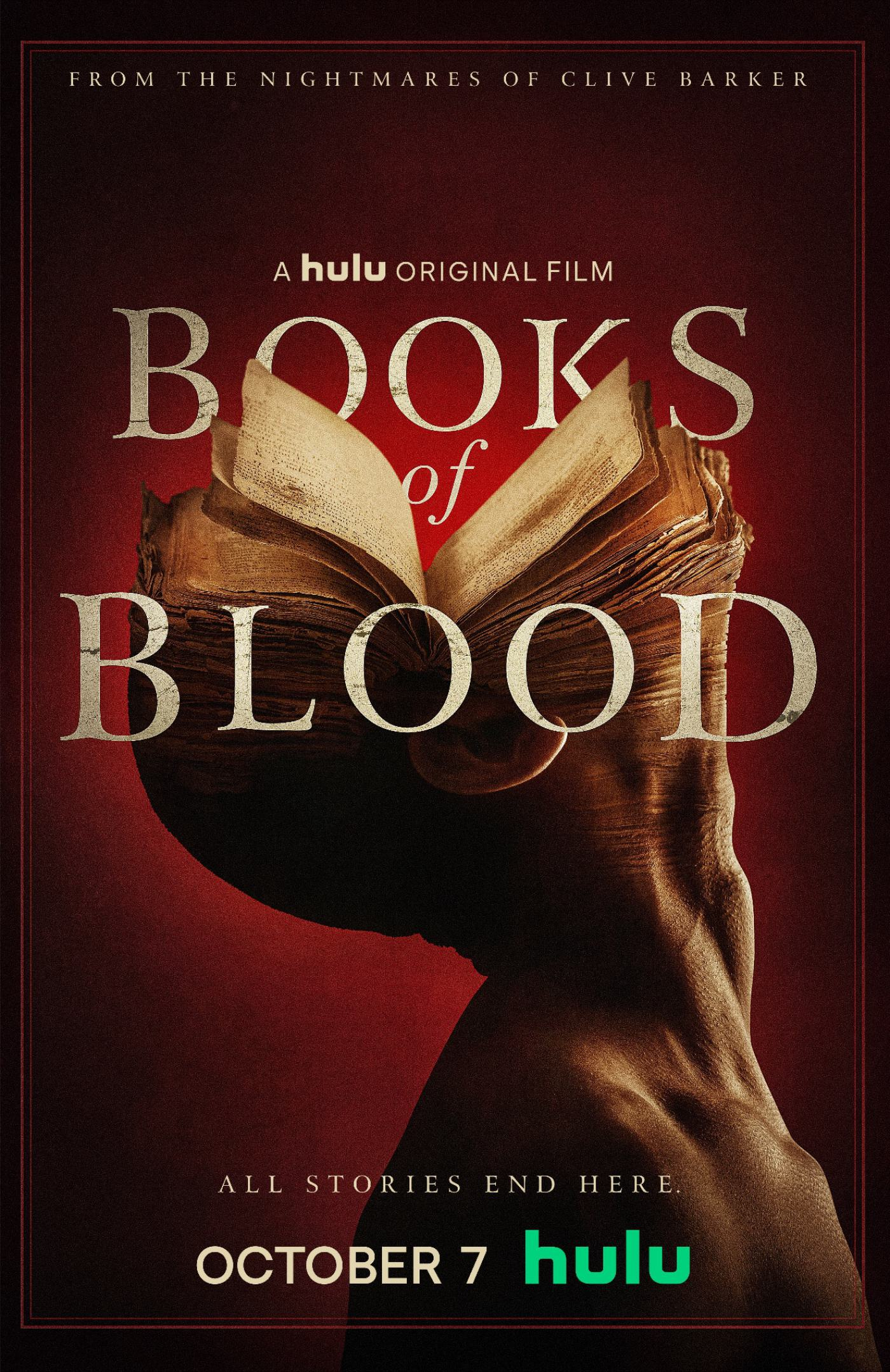 Books of Blood Poster #1