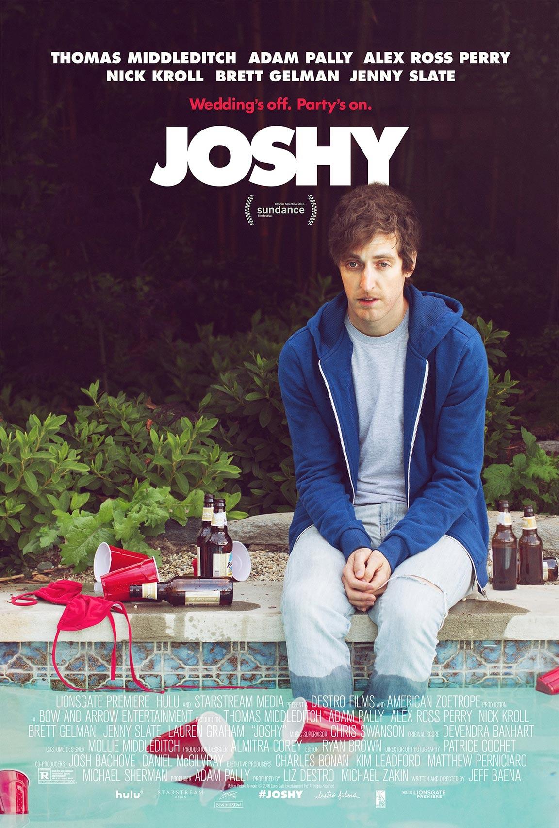 Joshy Poster #1