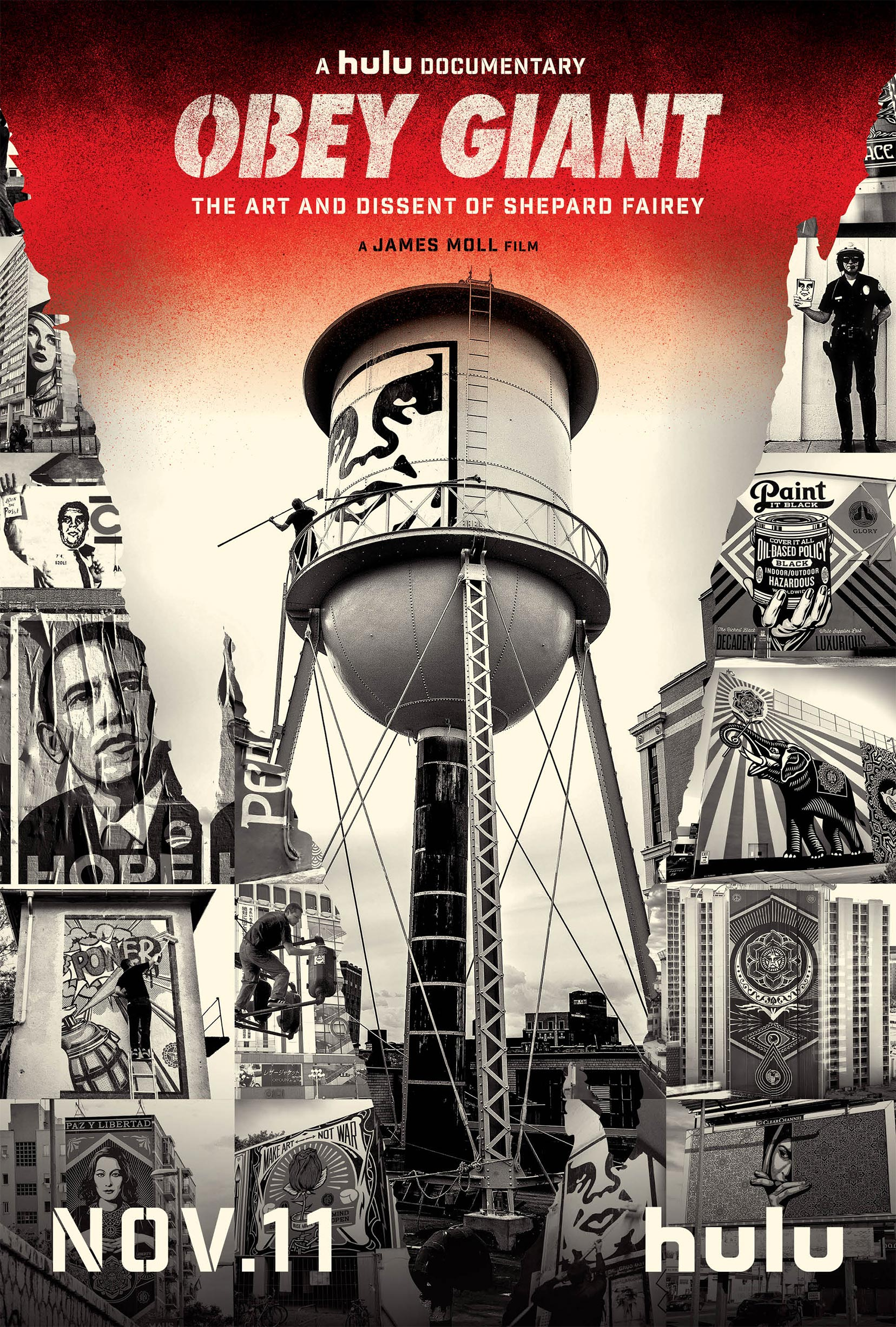 Obey Giant Poster #1
