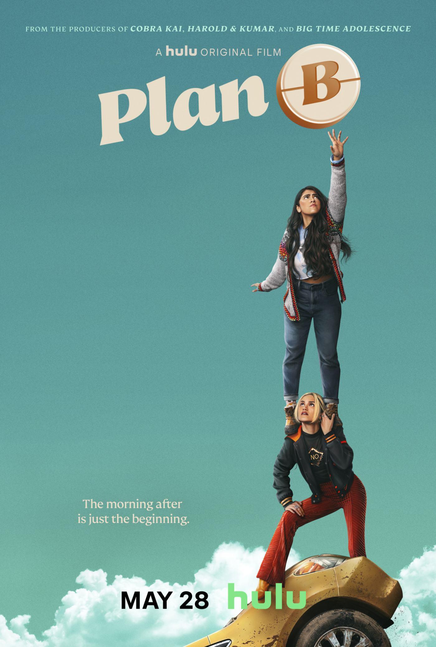 Plan B Poster #1