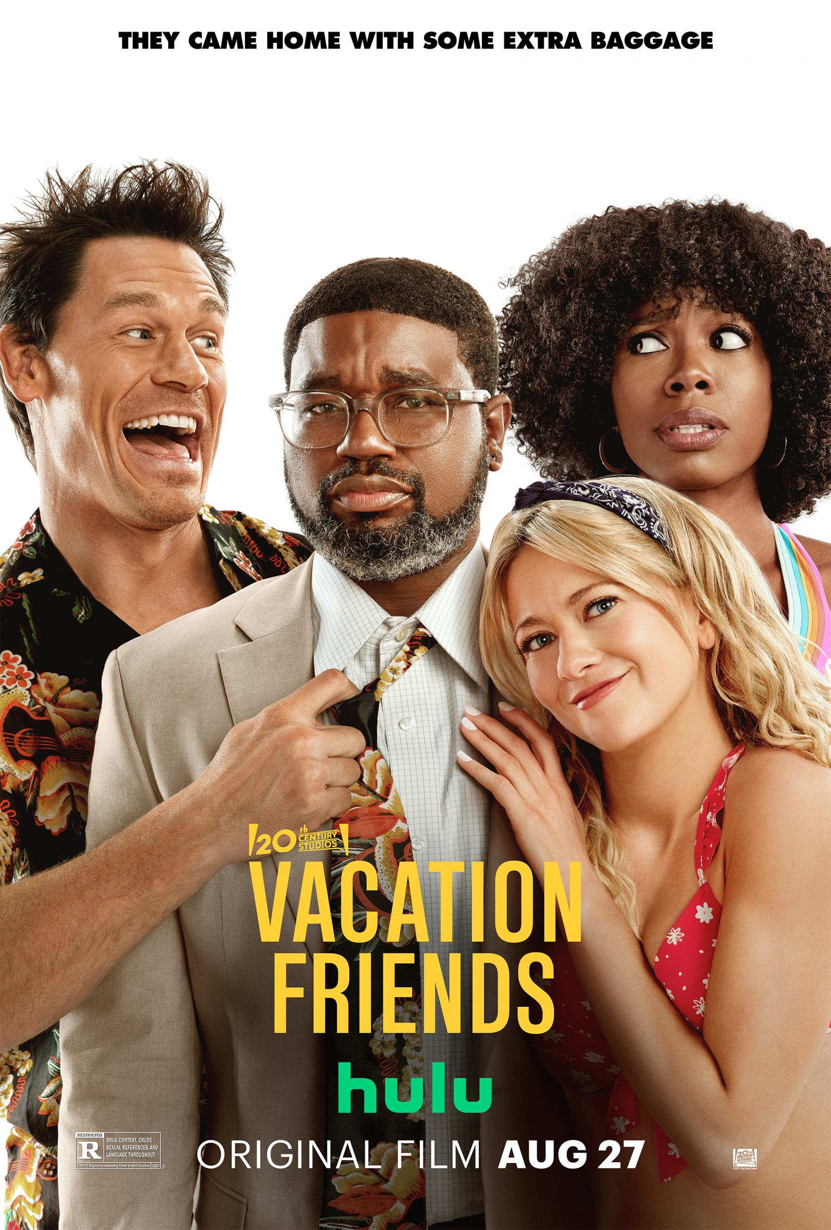 Vacation Friends Poster #1