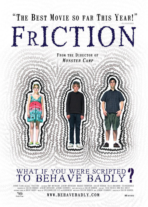 FrICTION Poster #1