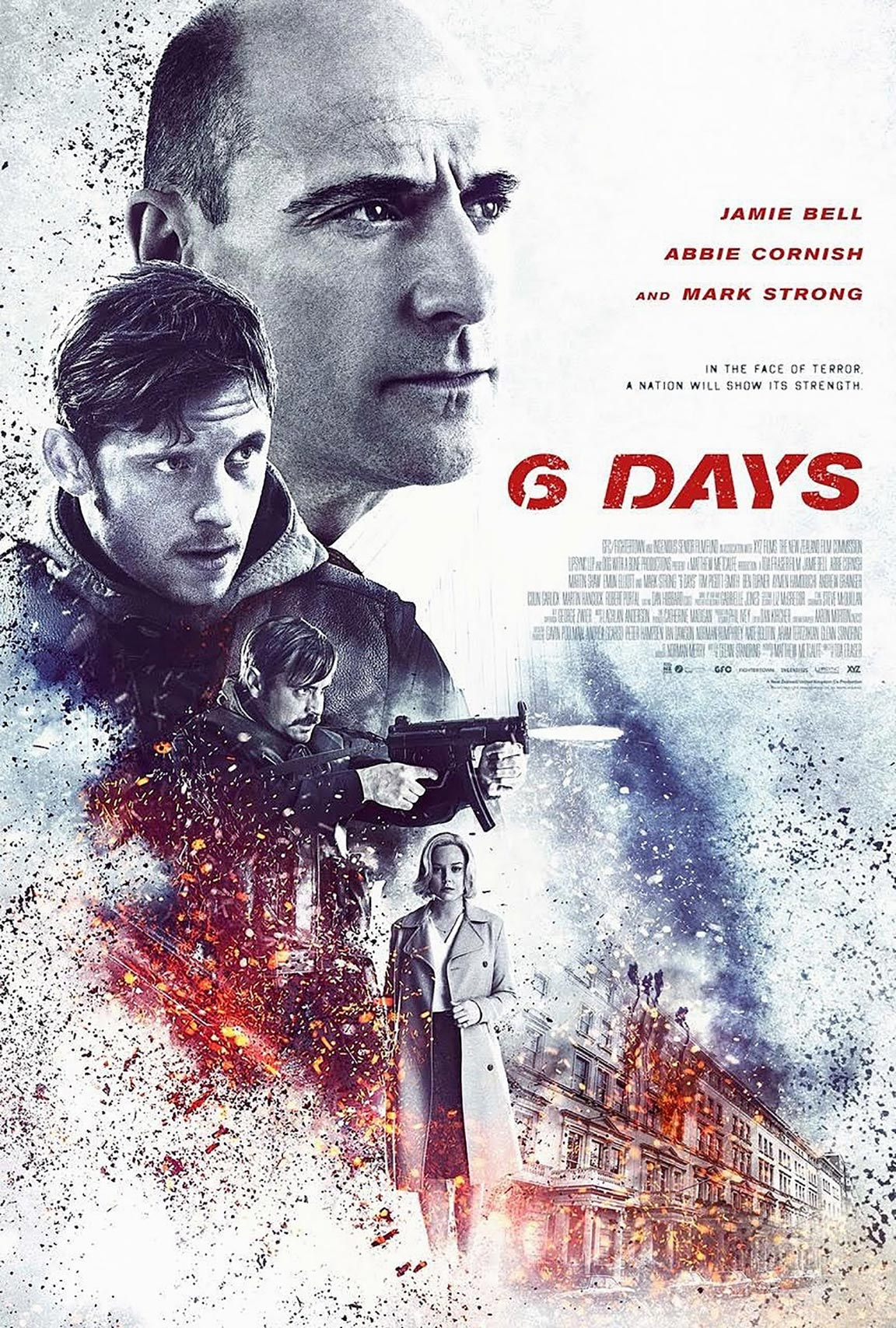 6 Days Poster #1